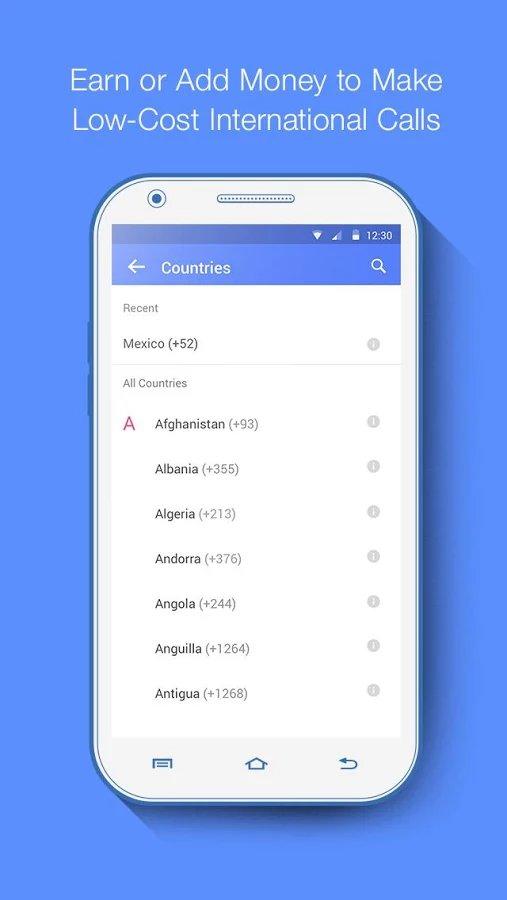 TextNow для Андроид