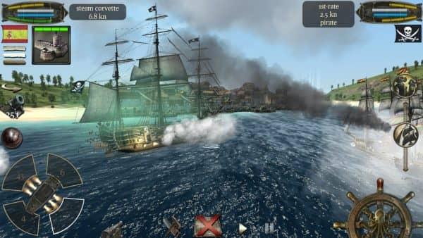 Скачать The Pirate: Plague of the Dead для Андроид