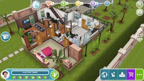 Скачать The Sims FreePlay для Андроид