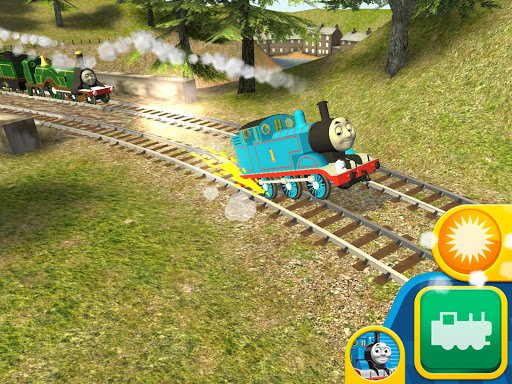 Скачать Thomas: вперед, Thomas! / Thomas & Friends: Go Go Thomas для Андроид