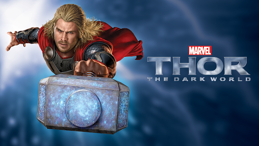 Скачать Thor: The Dark World LWP для Андроид