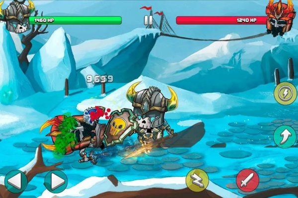 Скачать Tiny Gladiators для Андроид