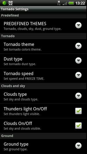 Скачать Tornado 3D для Андроид