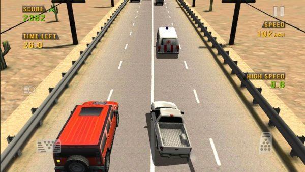 Скачать Traffic Racer для Андроид