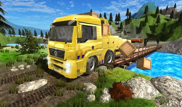 Truck driver extreme 3D для Андроид