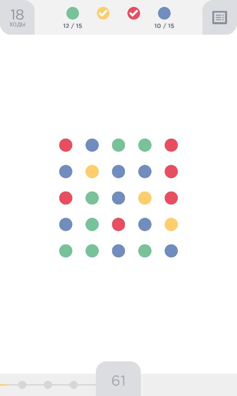 Скачать Two Dots для Андроид