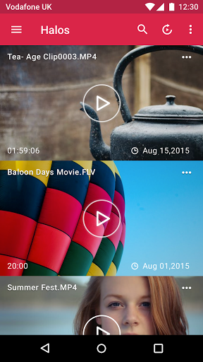 Скачать Video Player by Halos для Андроид