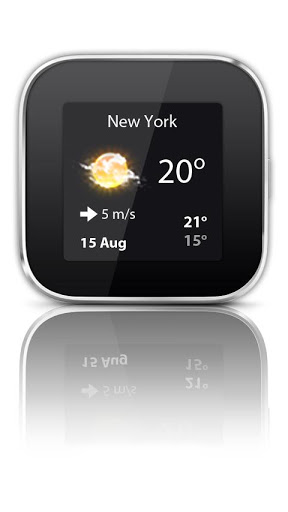 Скачать Виджет погоды — Smart Extras для Андроид