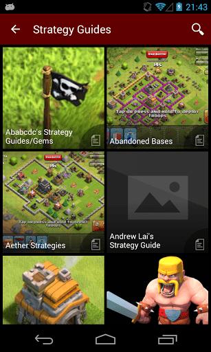 Скачать Викия: Clash of Clans для Андроид