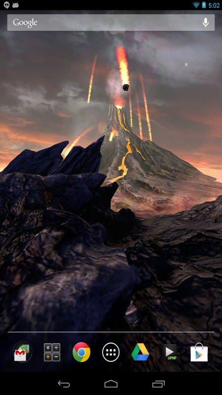вулкан андроид