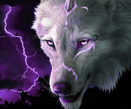 Волк обои / Wolf Wallpaper для Андроид