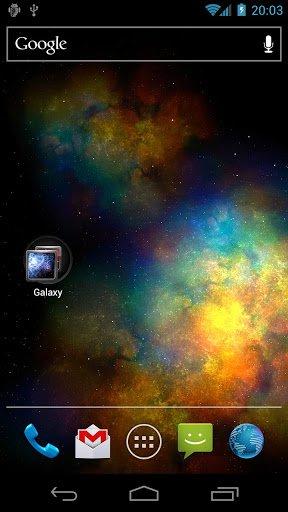 Скачать Vortex Galaxy для Андроид