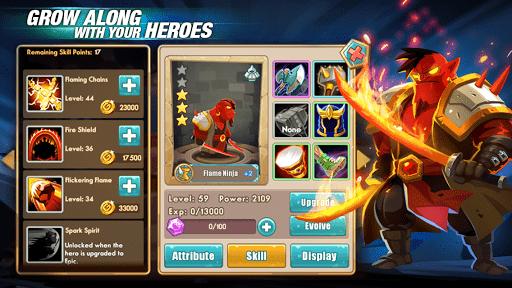 Скачать We Heroes — Born to Fight для Андроид