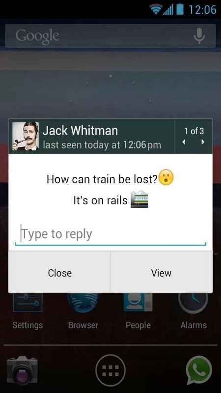 Скачать WhatsApp для Андроид
