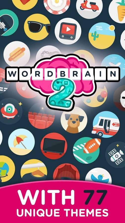 Скачать WordBrain 2 для Андроид