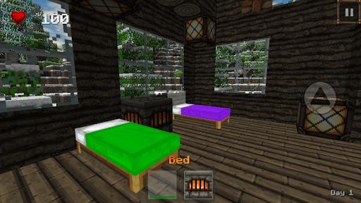 Скачать World of Craft: Mine Forest для Андроид