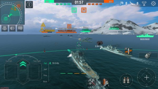 Скачать World of Warships Blitz для Андроид