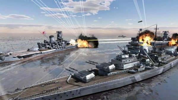 Скачать World Warships Combat для Андроид
