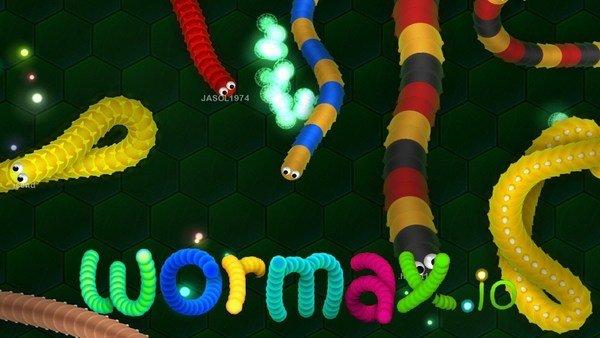 Скачать Wormax.io для Андроид