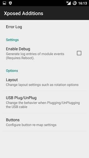 Скачать Xposed Additions для Андроид