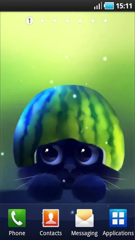 Скачать Yin The Cat для Андроид