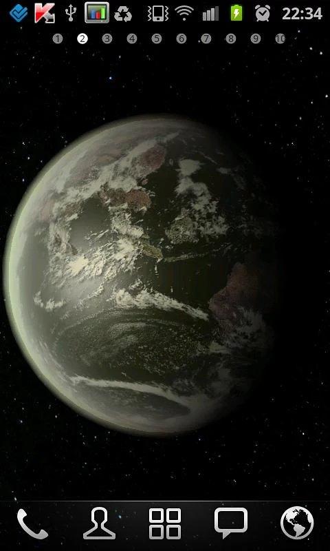 Скачать Земля HD Deluxe для Андроид