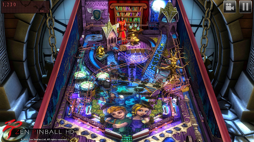 Скачать Zen Pinball HD для Андроид