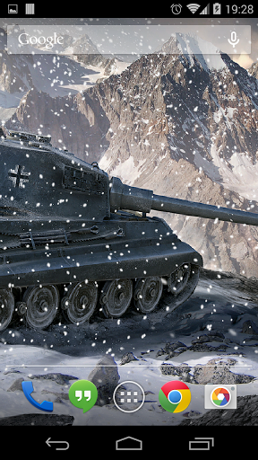 Скачать Живые обои World of Tanks для Андроид