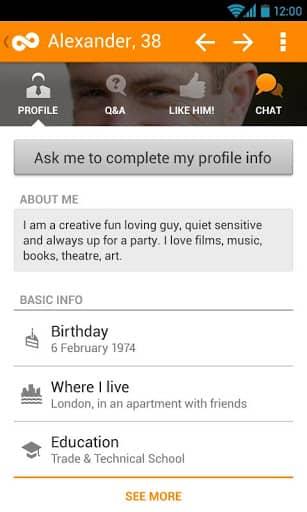 Скачать Знакомься с новыми людьми Twoo для Андроид