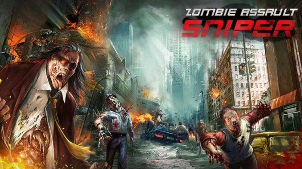 Zombie Assault: Sniper для Андроид