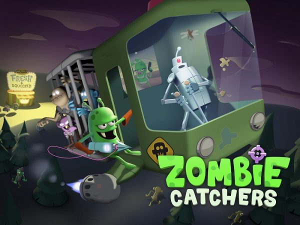 Скачать Zombie Catchers для Андроид