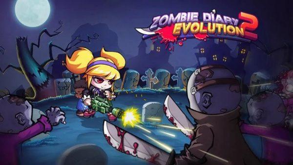 Скачать Zombie Diary 2: Evolution для Андроид