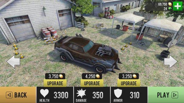 Скачать Zombie Drift для Андроид