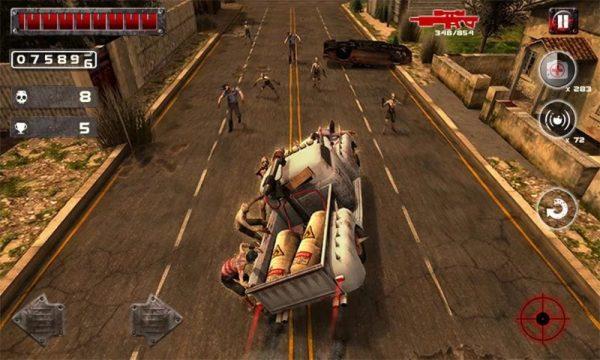 Скачать Zombie Squad для Андроид