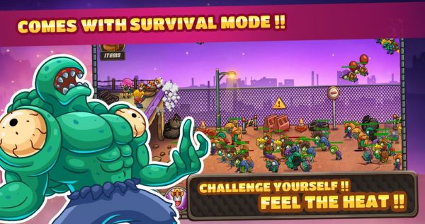 Скачать Zombo Buster Rising для Андроид